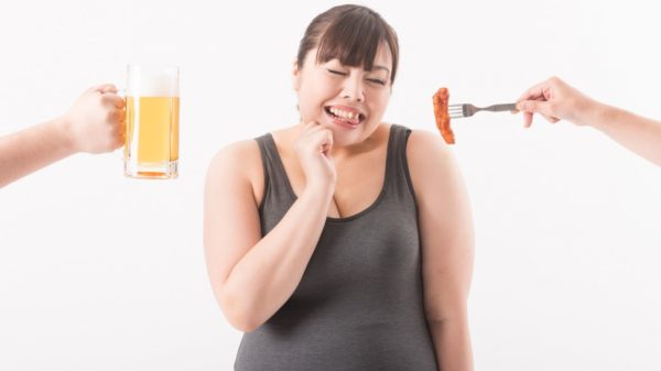 肥満体質/痩せやすいカラダになりたい